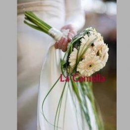 Ramo de novia Bouquet Gerberas