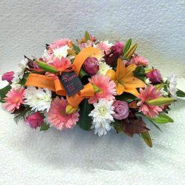 Centro de Flores Vintage